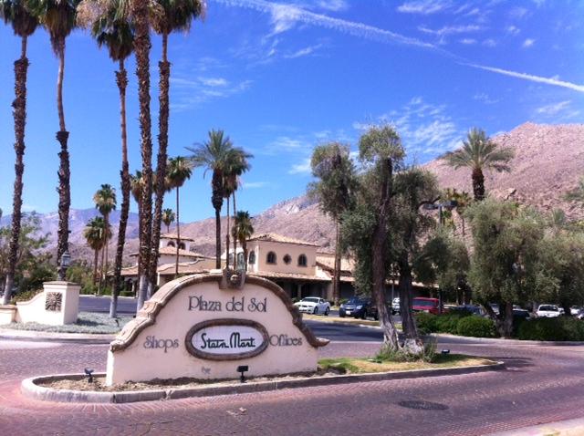 Bank Oriental Plaza Del Sol:Eisenhower Plaza Del Sol Palm Springs